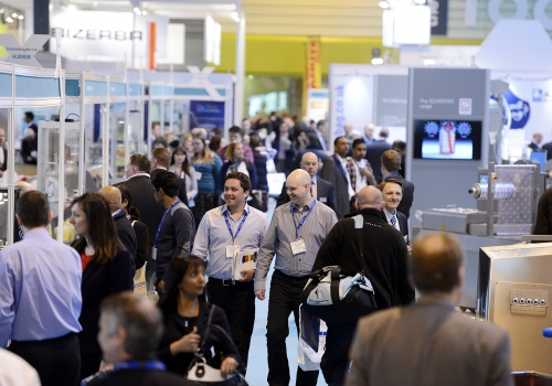 BREAKING NEWS: Foodex 2016 sells out two months ahead of the event